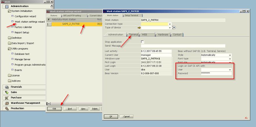 DI-API error 7851, user settings – Boyum Helpcenter